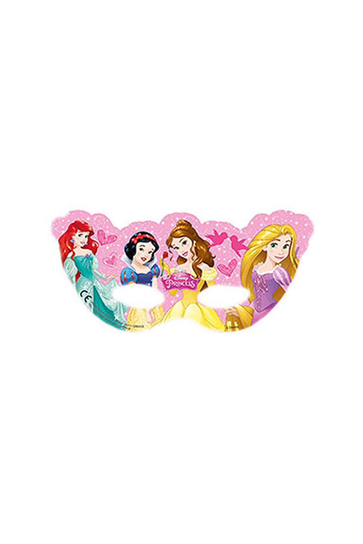 Prenses Düşler Kağıt Maske