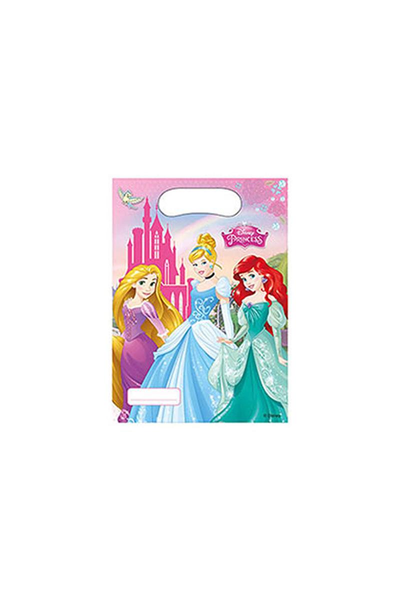 Prenses Düşler Parti Çantası 6lı