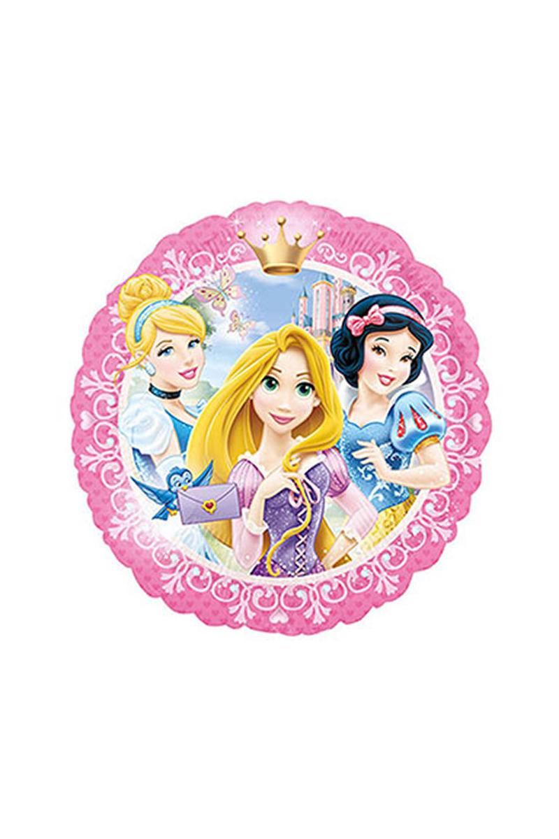 Prensesler Folyo Balon 43cm 1 Adet
