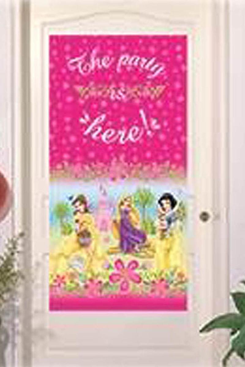 Prensesler Summer Palace Kapı Afiş 1 Adet