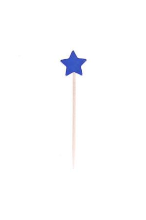 Rengarenk Yıldız Kürdan - Thumbnail