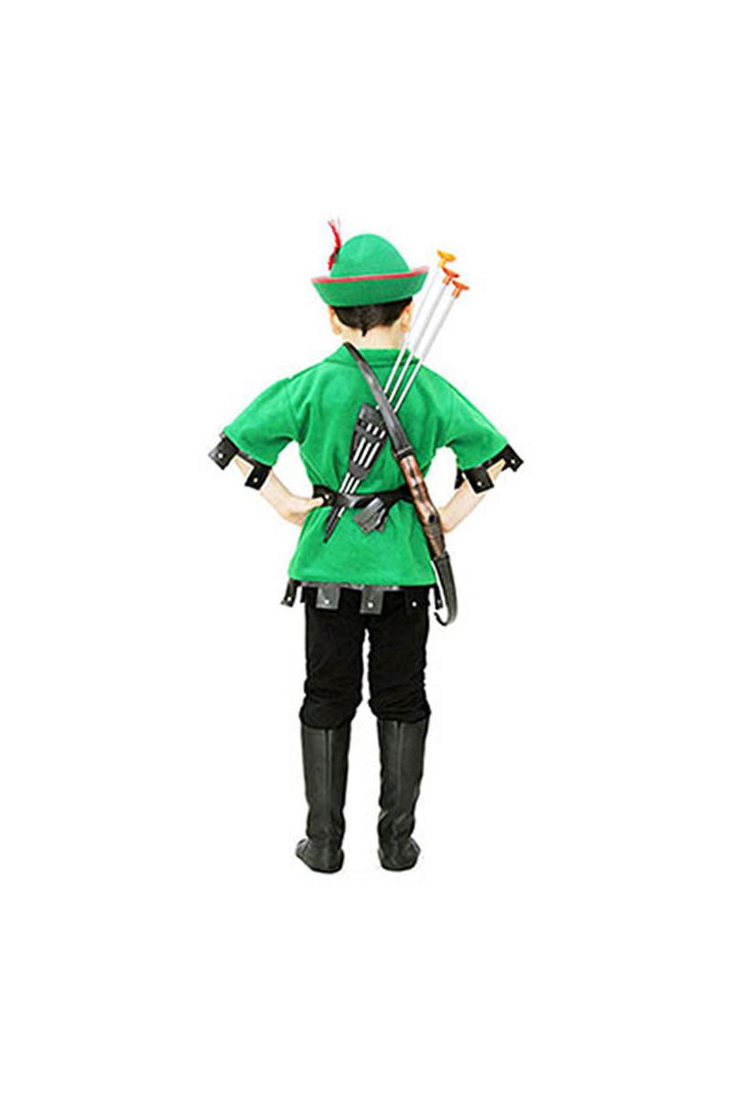 Robin Hood Çocuk Kostümü 5-6 Yaş 1 Adet