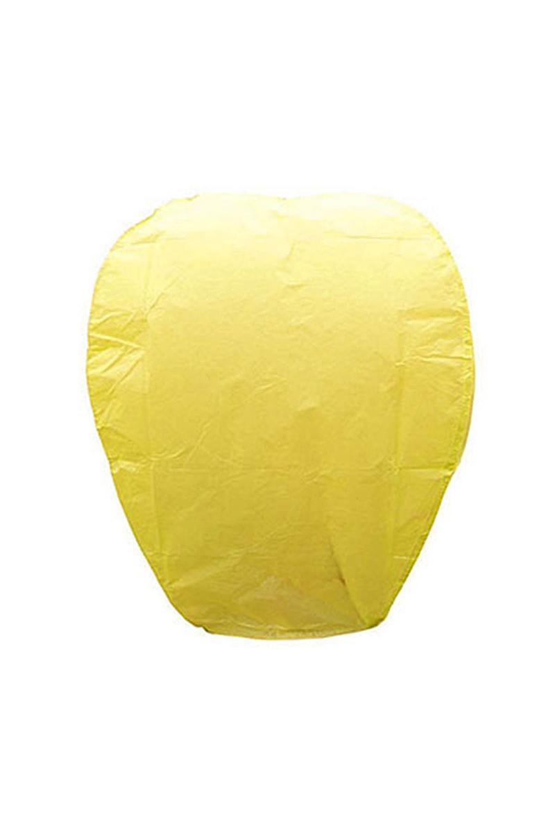 Sarı Dilek Feneri 30 x 90cm 1 Adet