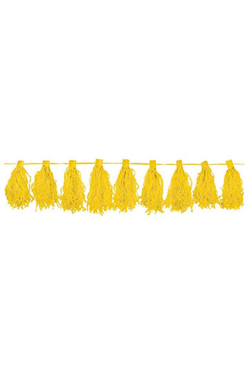 Sarı Püskül 1 Adet