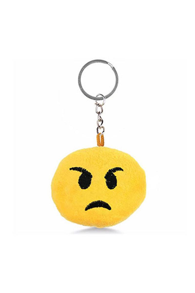 Somurtkan Yüz Küçük Emoji Anahtarlık 1 Adet