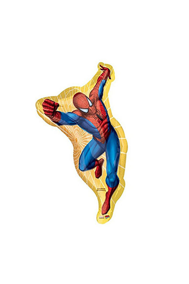 Spiderman SuperShape Folyo Balon 1 Adet