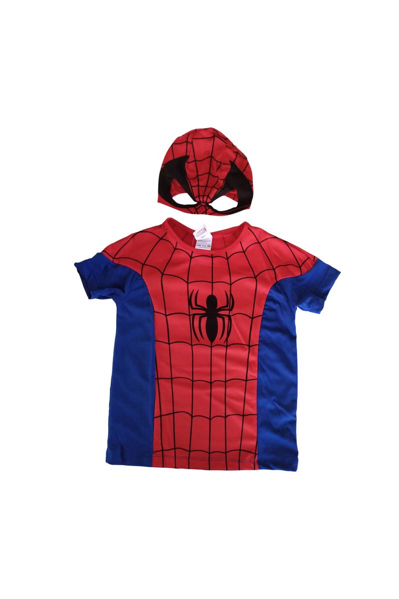 Spiderman Yazlık T-Shirt 7-9 Yaş 1 Adet