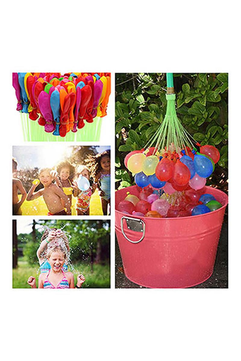 Su Balonu Sihirbazı (111 Adet Balon) - Thumbnail