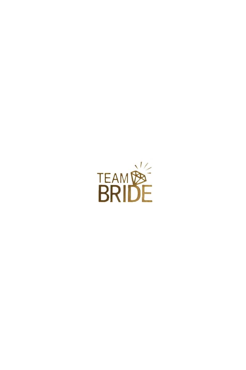 Team Bride Tektaşlı Dövme 1 Adet