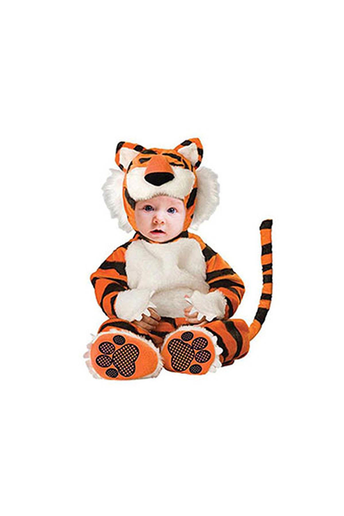 Tiger Bebek Kostümü 12-18 Ay