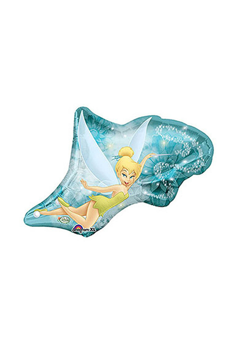 Tinkerbell SuperShape Folyo Balon 1 Adet