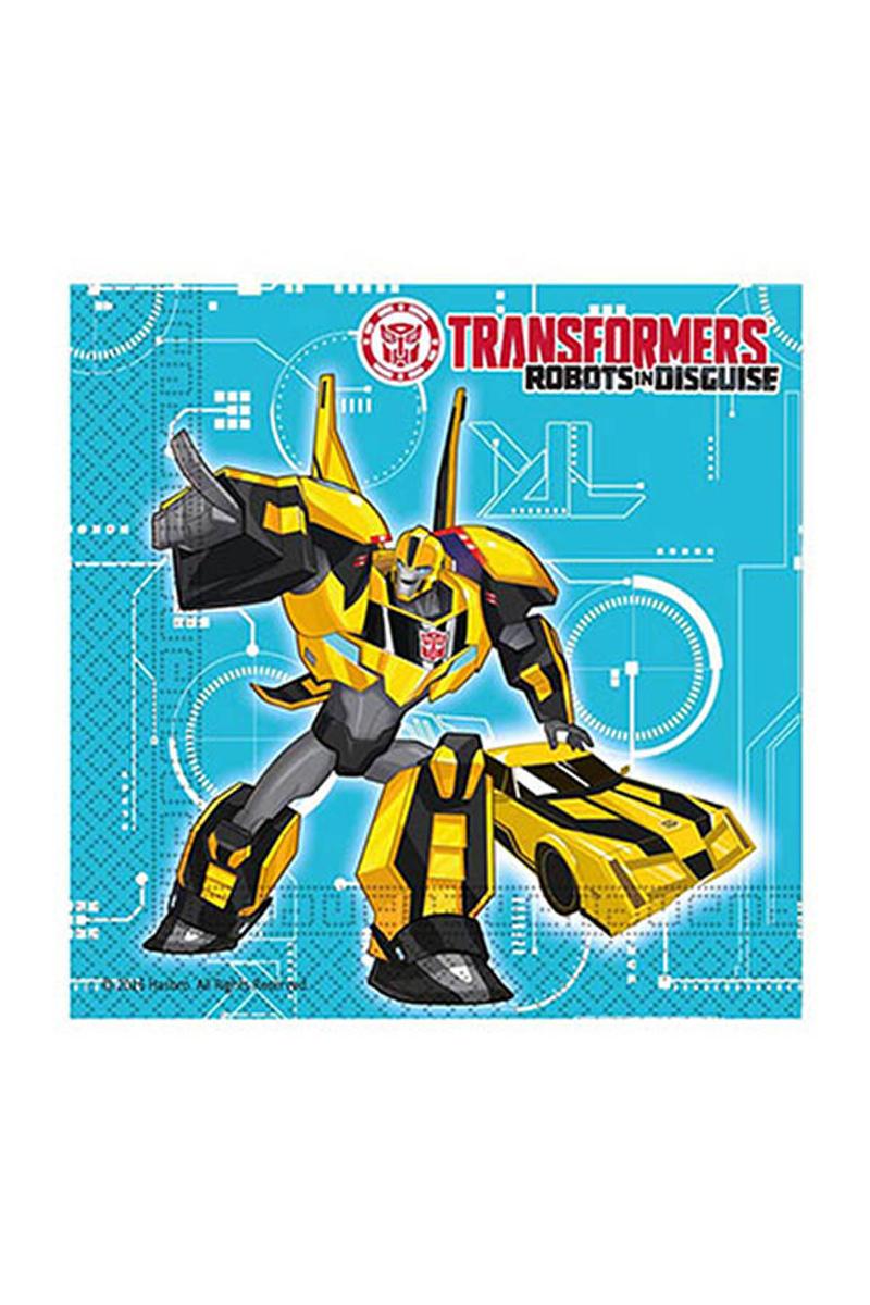 Transformers Kağıt Peçete 33x33cm 20li
