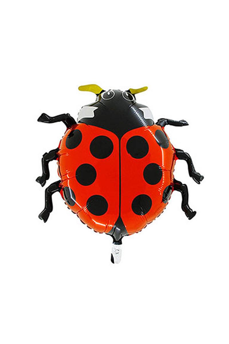 Uğur Böceği SuperShape Folyo Balon 1 Adet