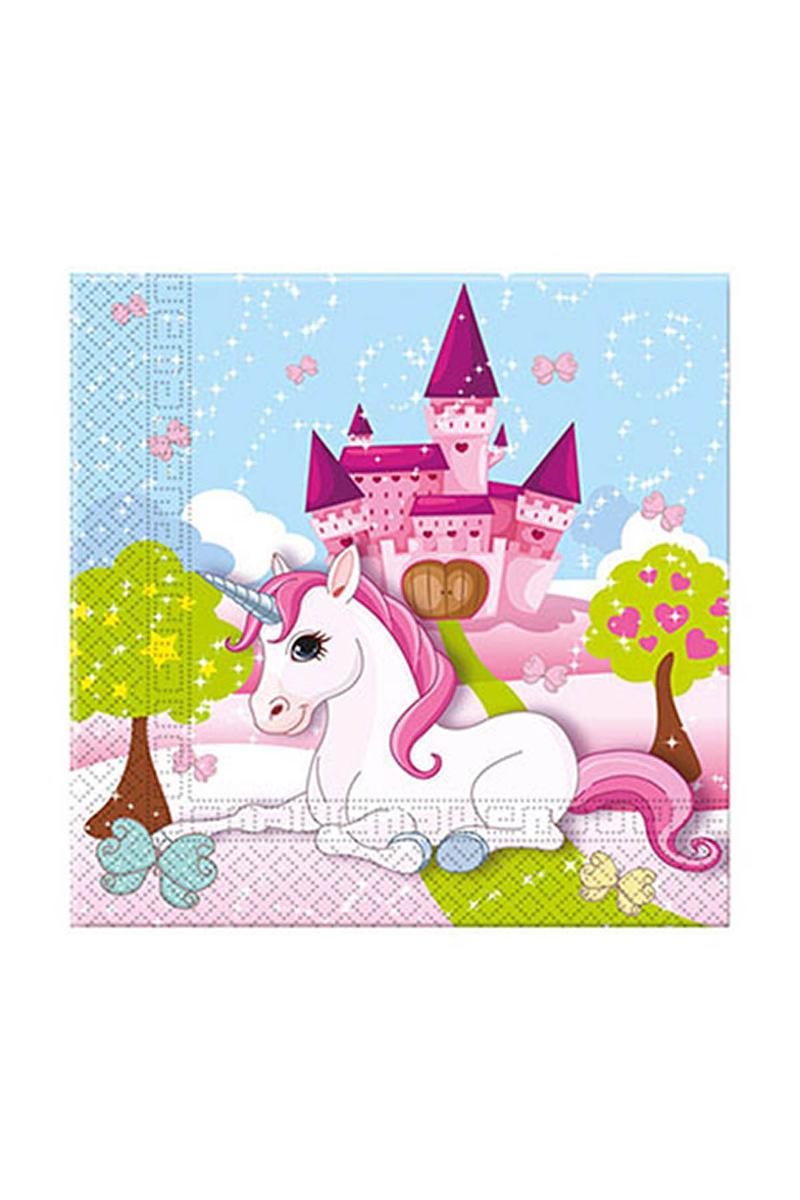 Unicorn Kağıt Peçete 33x33cm 20li