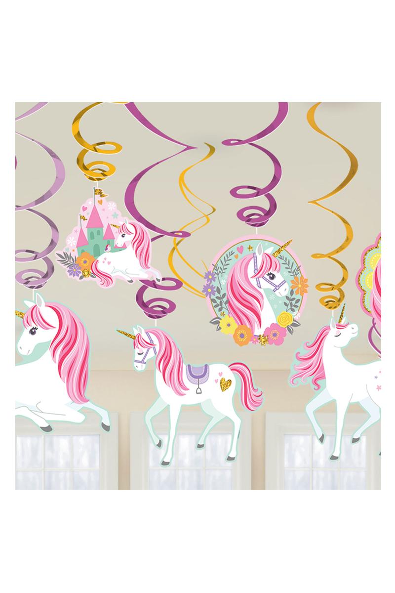 Unicorn Süs Dalgası 12li
