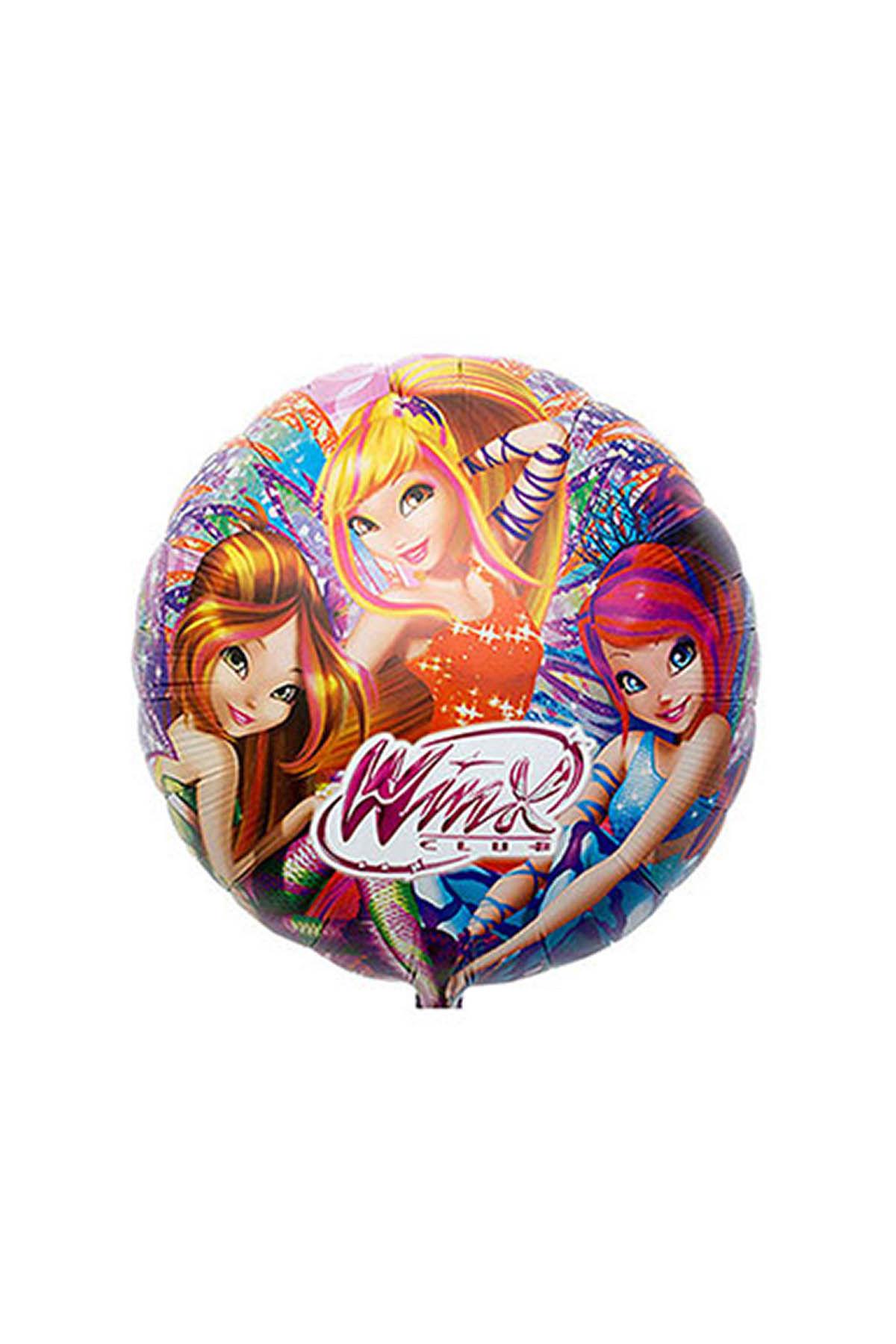 Winx Club Folyo Balon 45 cm