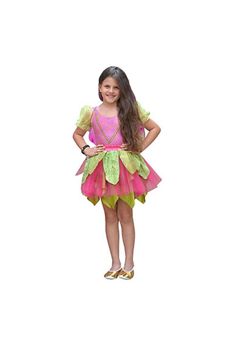 Winx Peri Kızı Kostümü 5-6 Yaş 1 Adet