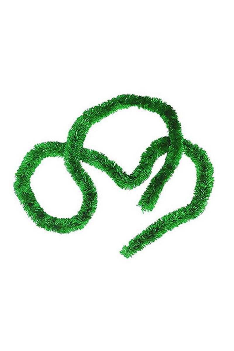 Yeşil Kalın Boyun Simi 5cm x 2m 1 Adet