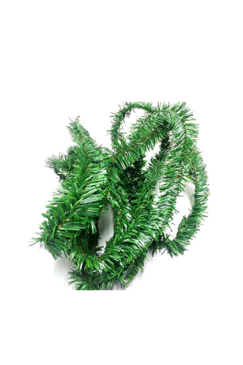 Yeşil Çam Garland Dekor Süs 5m 1 Adet