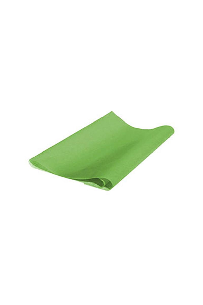 Yeşil Pelür Süs Kağıdı 10lu