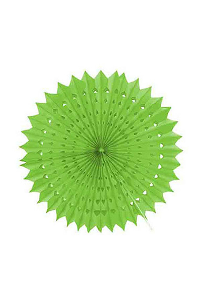 Yeşil Yelpaze Süs 50cm 1 Adet