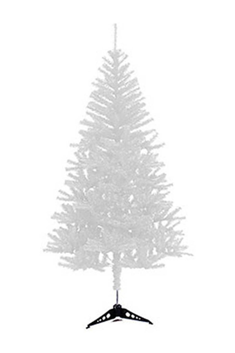 Beyaz Yılbaşı Çam Ağacı 150cm 350 Dal 1 Adet