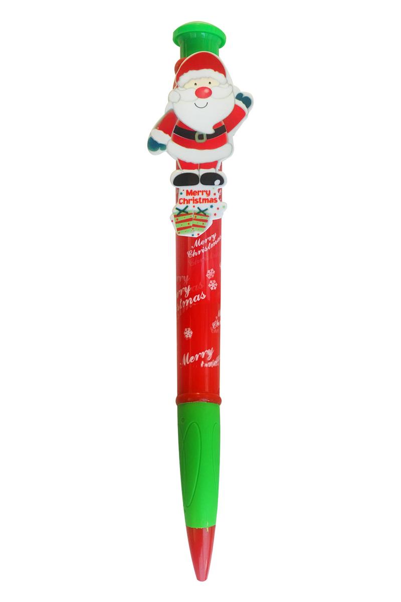 Yılbaşı Noel Baba Dev Hediyelik Kalem 28cm 1 Adet