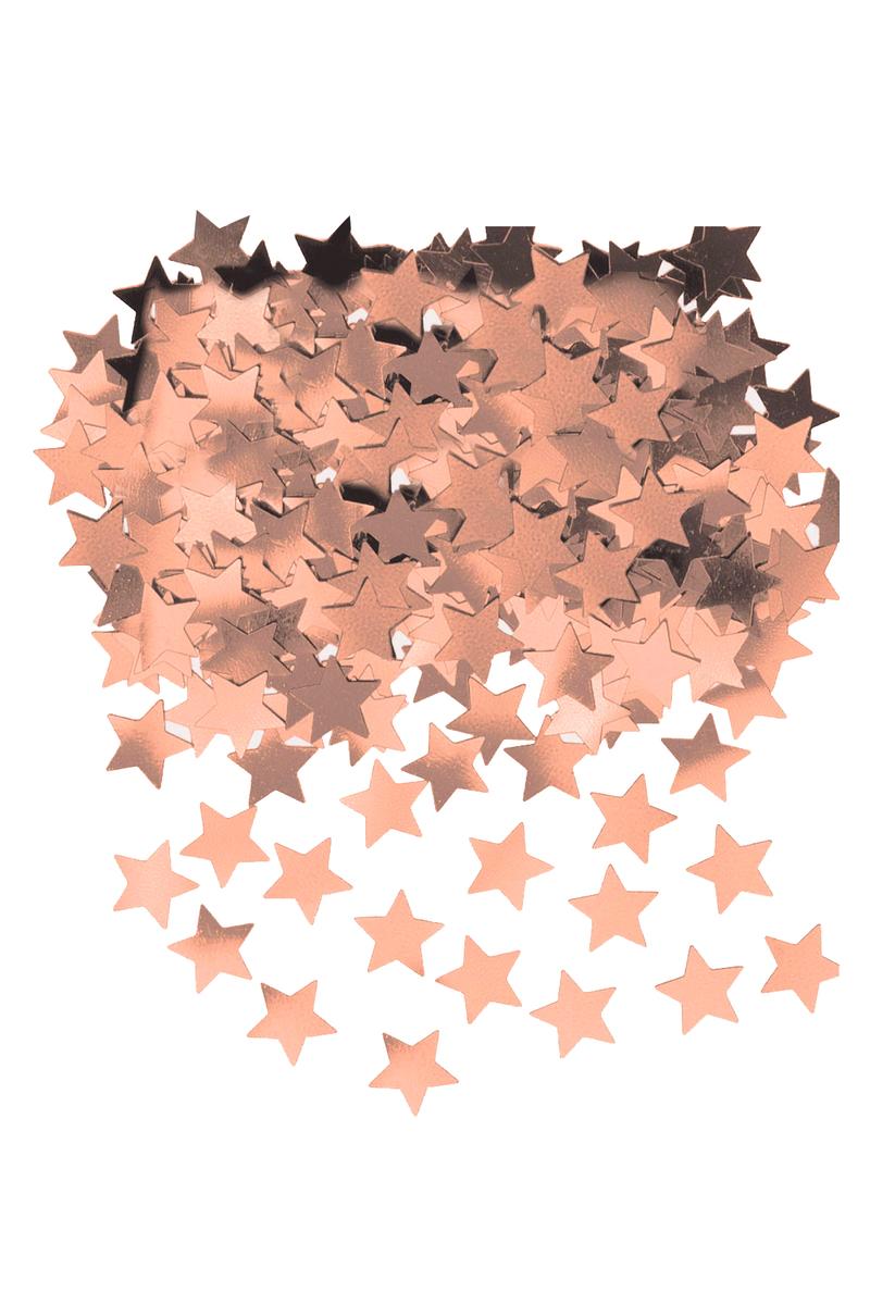 Yıldız Konfeti Rose Gold 14g 1 Adet