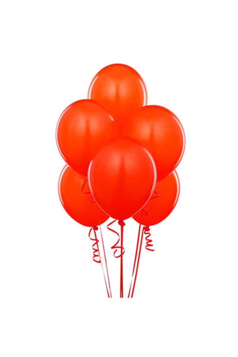Kırmızı Lateks Balon 30cm (12 inch) 20li