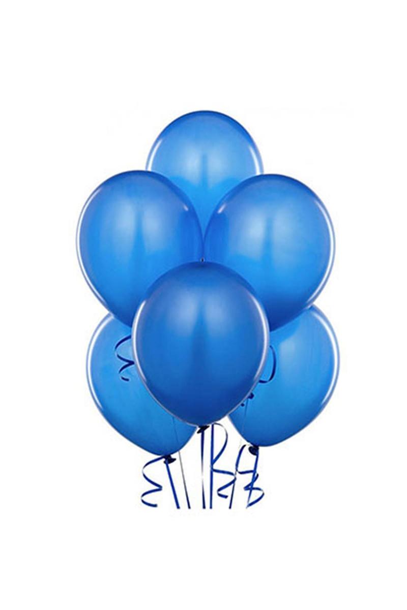 Lacivert Lateks Balon 30cm (12 inch) 50li