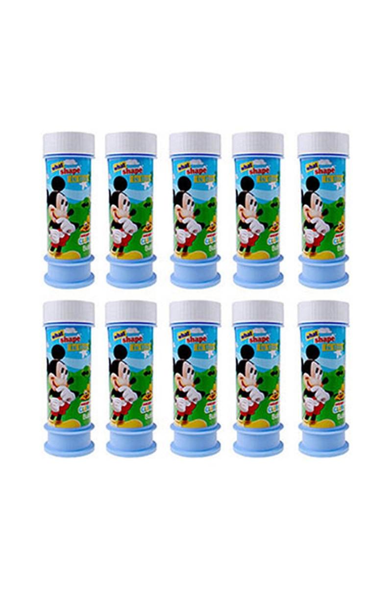 Mickey Köpüklü Baloncuk Oyunu 10 Adet