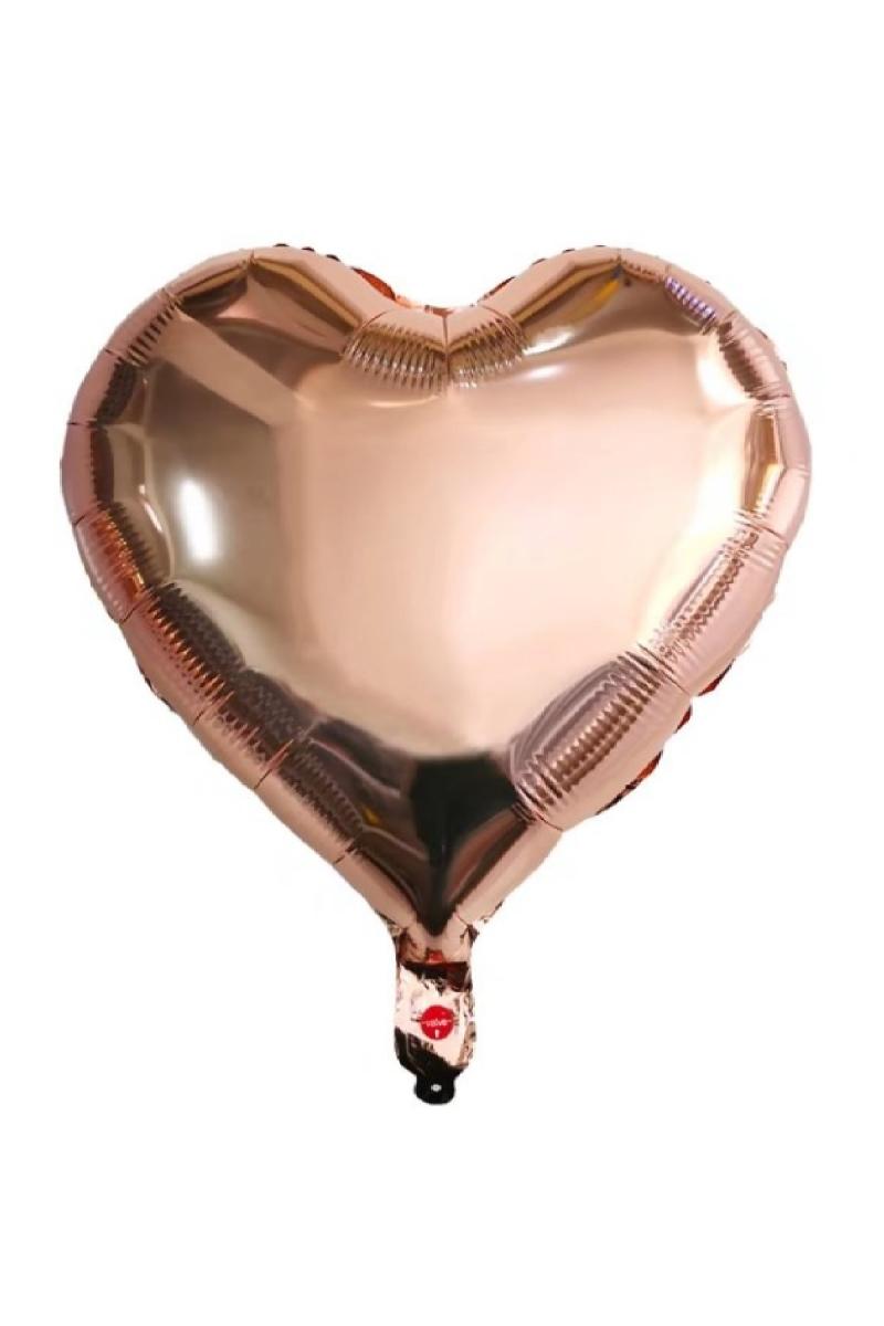 Rose Gold Balon Demeti 14 Parça - Thumbnail