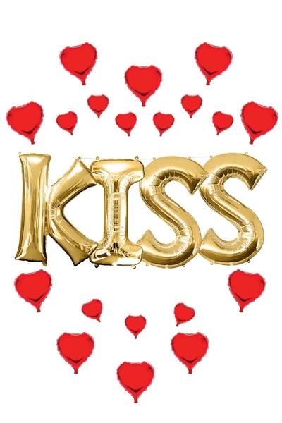 Sevgililer Günü Balon Dekor Seti 23 Parça Model 16