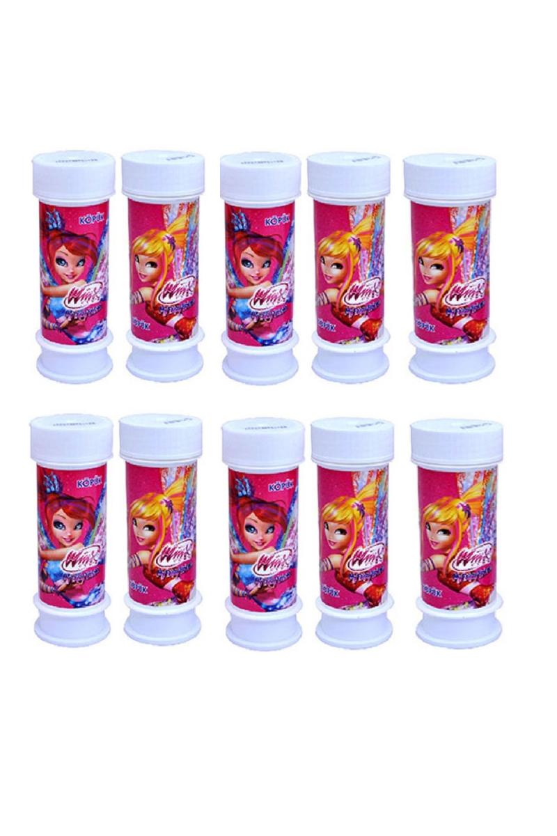 Winx Köpüklü Baloncuk Oyunu 10 Adet