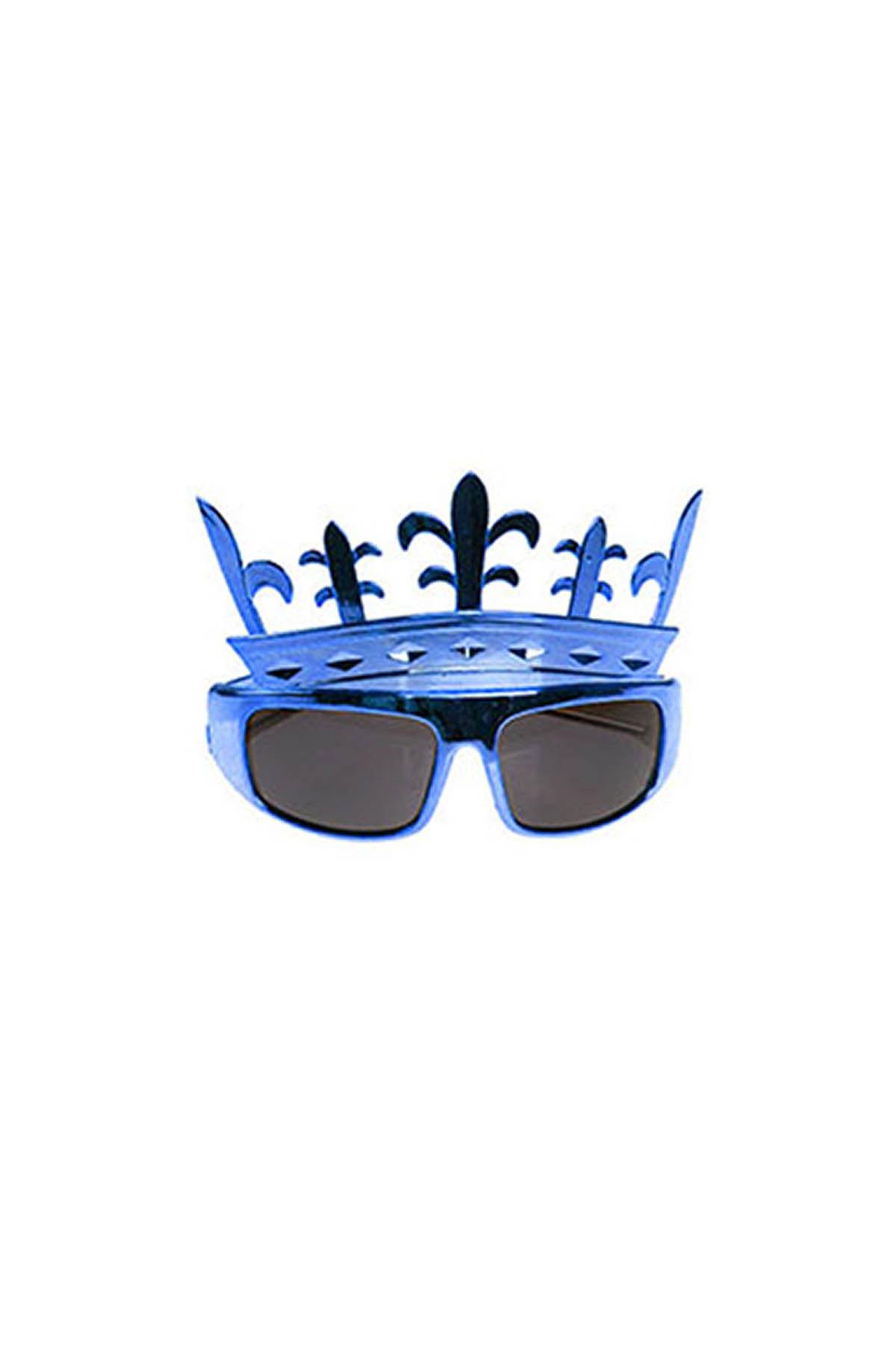 Mavi Kral Taç Gözlük