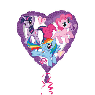 My Little Pony Kalp Folyo Balon