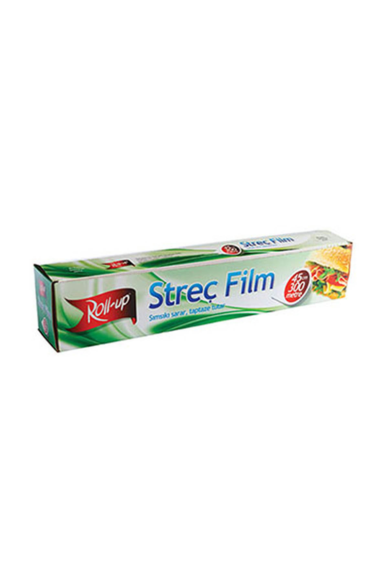 Roll-Up Streç Film 45cm x 300 m 1 Adet