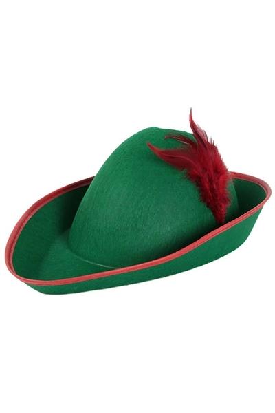 Robin Hood Şapkası 1 Adet