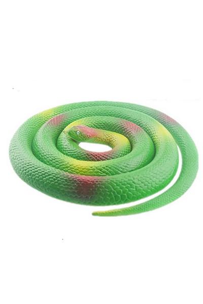 Şaka Yılanı Açık Yeşil Renk 120cm 1 Adet