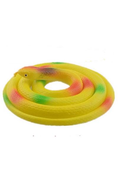 Şaka Yılanı Sarı Renk 120cm 1 Adet
