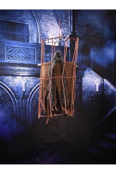 Ürpertici Scary Halloween Cadılar Bayramı Hayalet Perili Ev 1 Adet