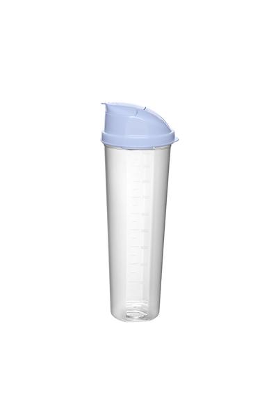 Plastik Ölçülü Sıvı Yağlık 1000 ml 96x96x232 mm 1 Adet