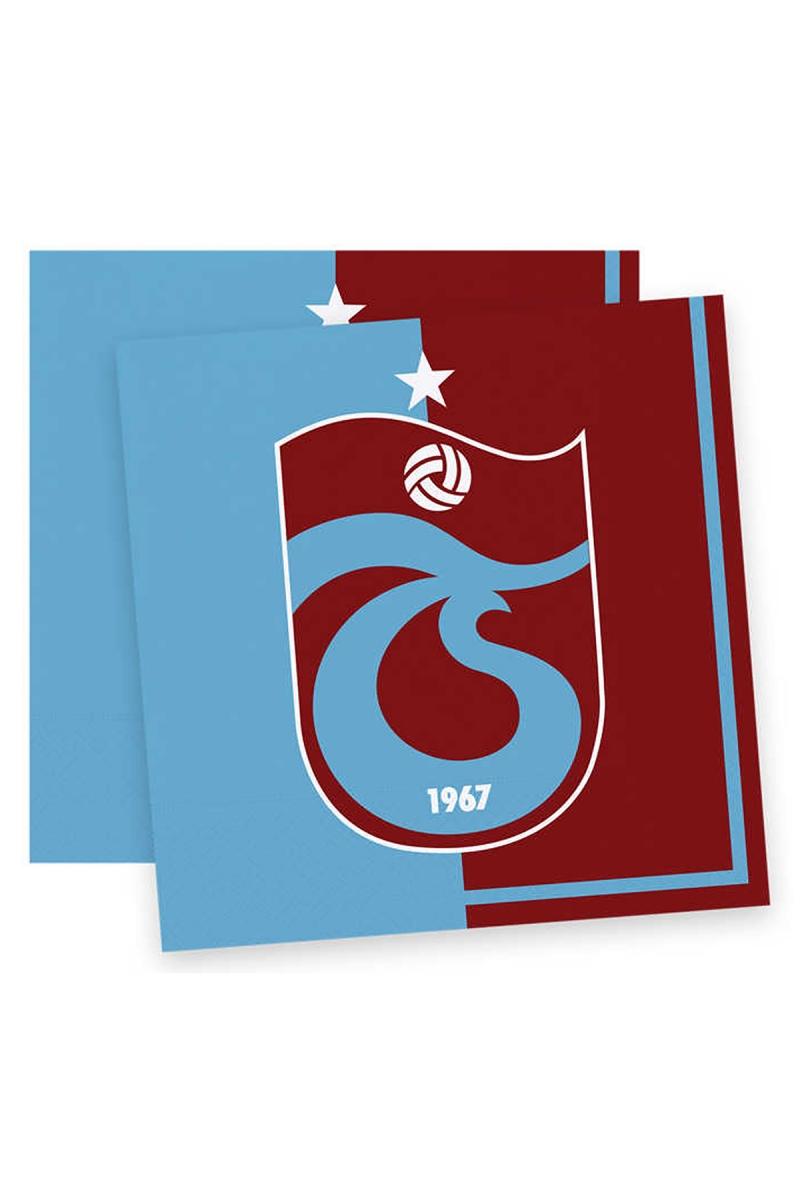Trabzonspor Kağıt Peçete 33x33cm 16lı