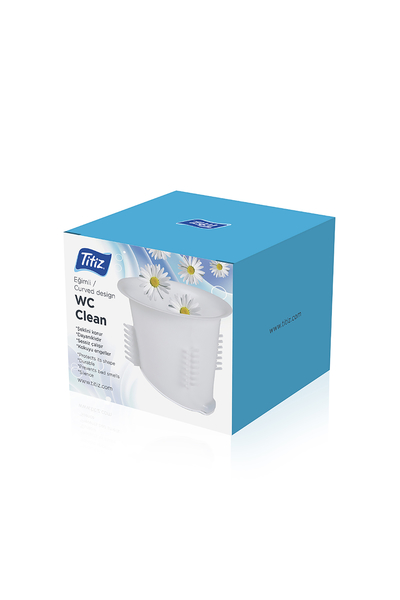 Wc Clean Kutulu 100x100x82 mm 1 Adet
