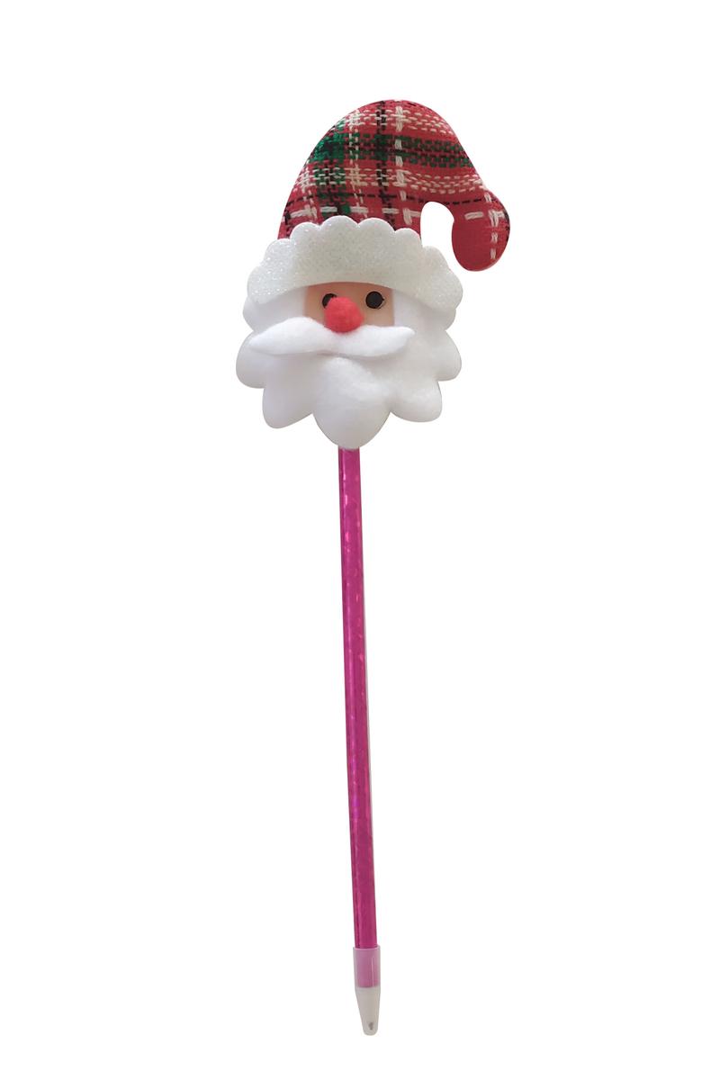 Yılbaşı Şapkalı Noel Baba Hediyelik Kalem 1 Adet